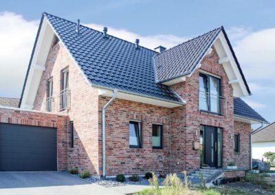 Satteldachhaus im Landkreis Minden Lübbecke