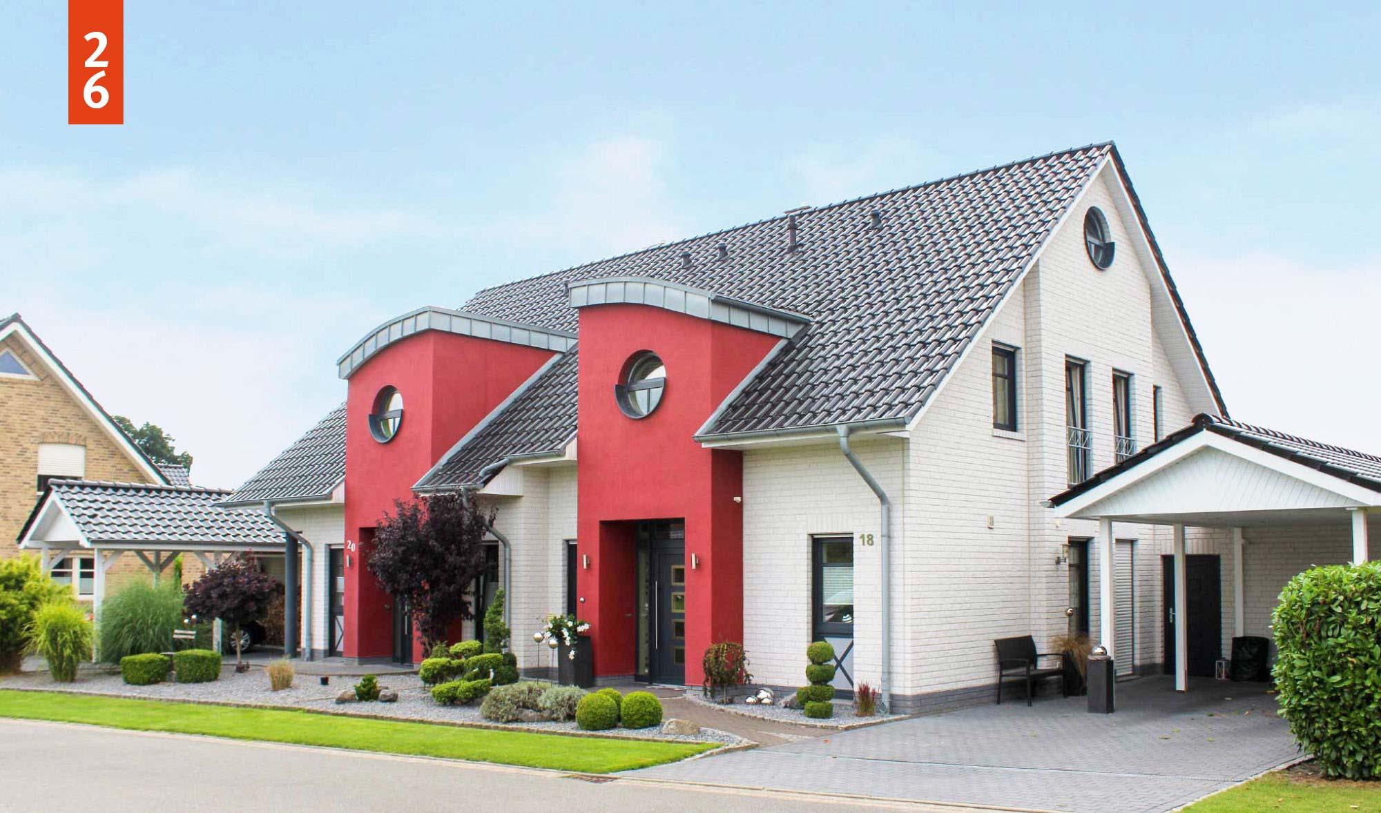 Doppelhäuser