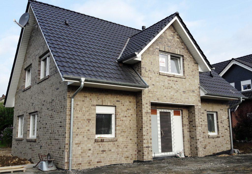 Hausbesichtigung Vier Giebelhaus mit über 150 m² in