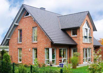 Satteldachhaus im Landkreis Osnabrück