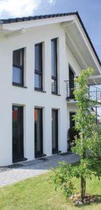 Satteldachhaus mit 150 m² Wohnfläche