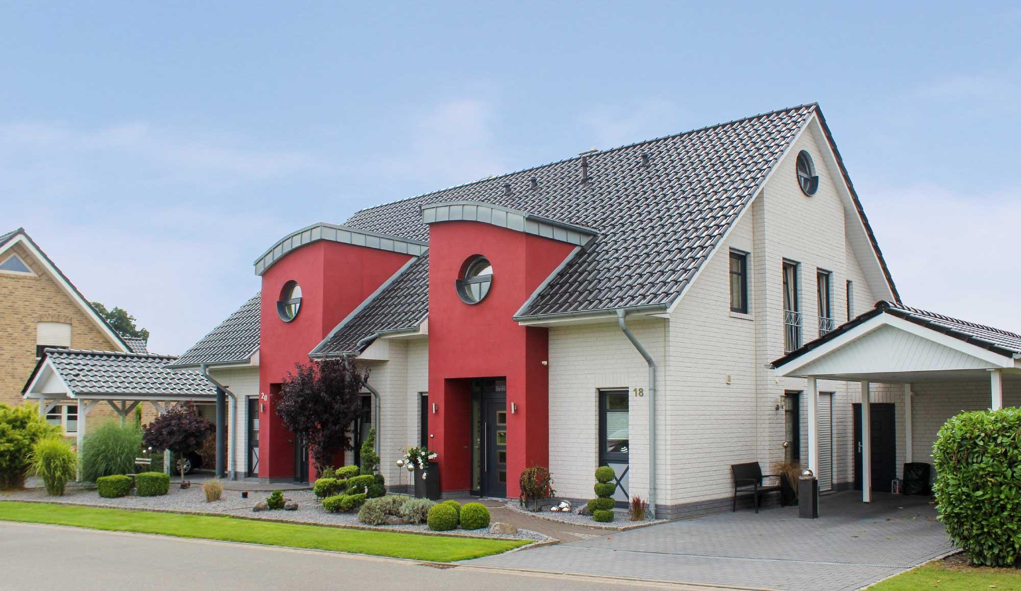 Zweierbeziehung Doppelhaus 150 120 Qm