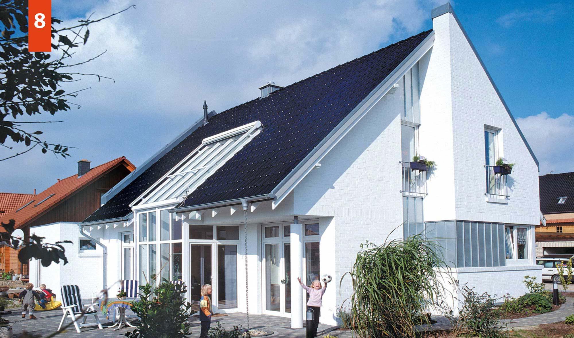 ARCHITEKTURRAUM - unser Einfamilienhaus mit architektonischen Variationen