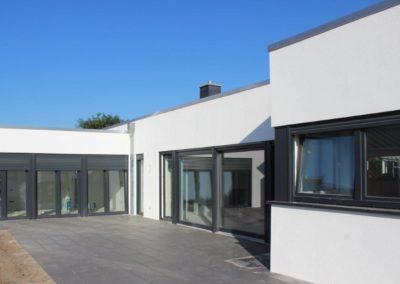 Architektenhaus Flachdach im Landkreis Cloppenburg