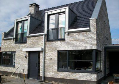 Architektenhaus mit Satteldach