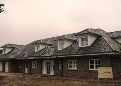 ein großer Bungalow als Architektenhaus in der Grafschaft Bad Bentheim