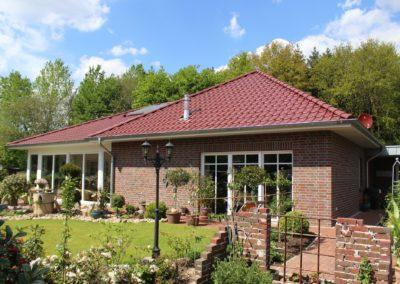 ein Bungalow als Architektenhaus im Landkreis Cloppenburg