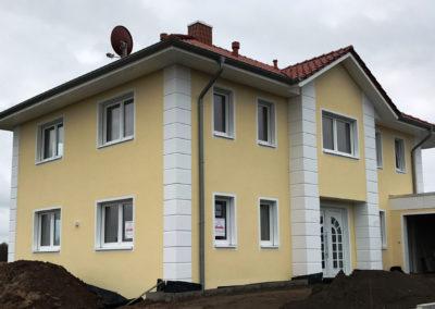 eine Stadtvilla im Kreis Steinfurt als Architektenhaus