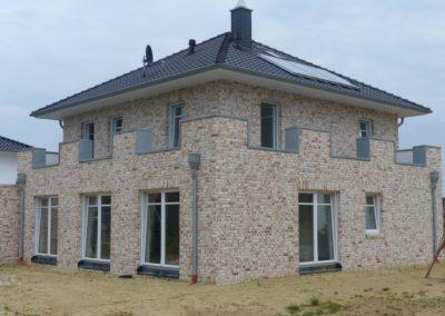 eine Stadtvilla mit 200 qm im Landkreis Cloppenburg als Architektenhaus
