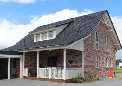 Architektenhaus als Satteldach im Landkreis Diepholz
