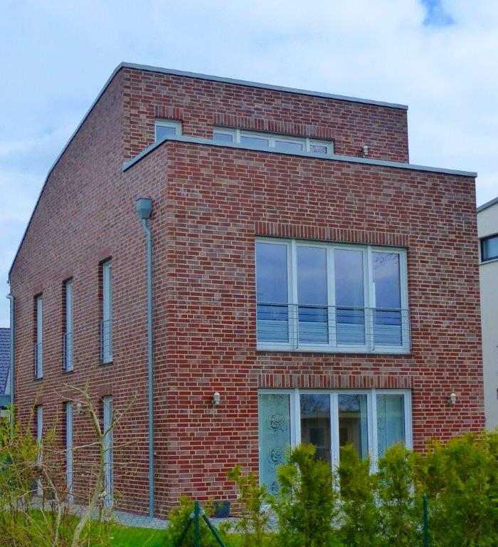 Architektenhaus zum festpreis bauen mit kalobau in for Moderner baustil einfamilienhaus