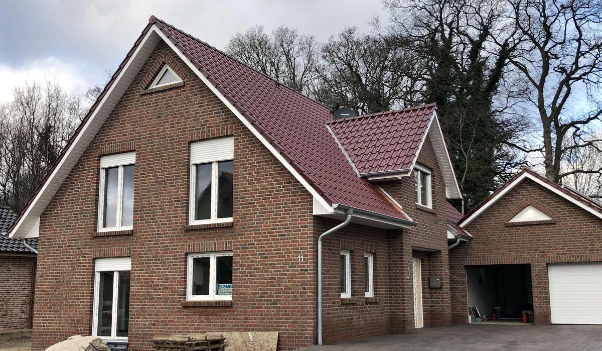 Landhaus Hausbesichtigung in Cloppenburg OT Bethen am 20. Januar 2019