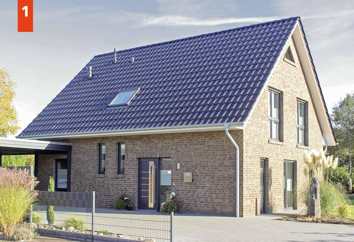 Satteldachhaus bauen mit 150 m² Wohnfläche im Landkreis Osnabrück