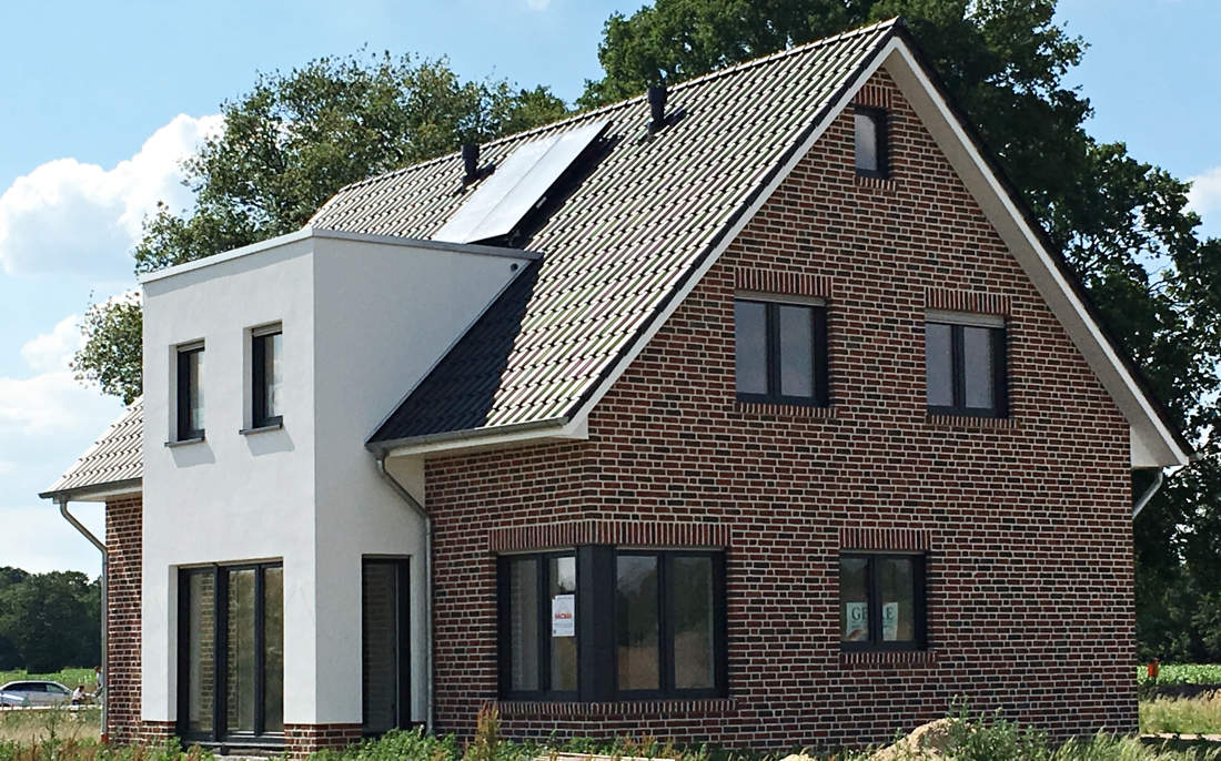 Hausbesichtigung Satteldachhaus in Fürstenau am 14. Juli - KALOBAU Bauunternehmen Osnabrück