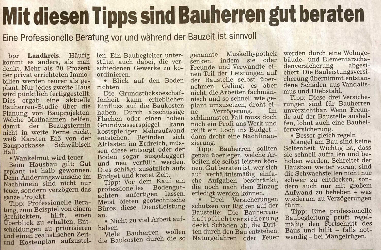 Quelle: Cloppenburger Sonntagsblatt vom 24./25. Oktober 2020