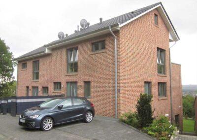 2 Doppelhäuser mit je 2 Wohneinheiten in Hanglage in Ibbenbüren